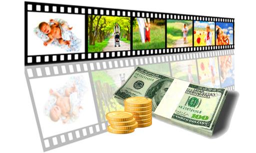 Видео как зарабатывать в интернете